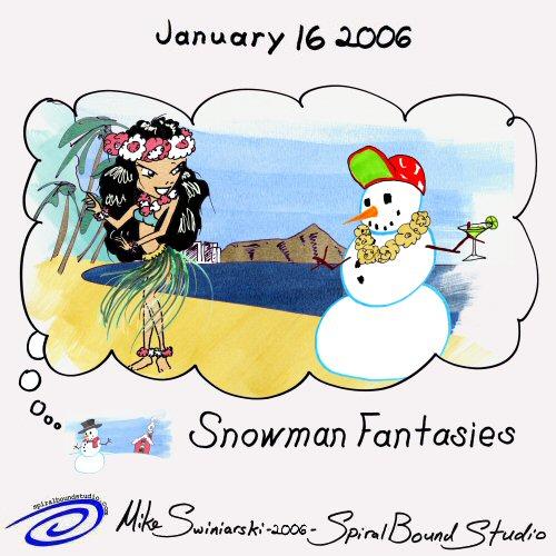 Snowman Fantasies