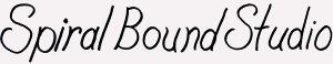 Spiral Bound Studio title