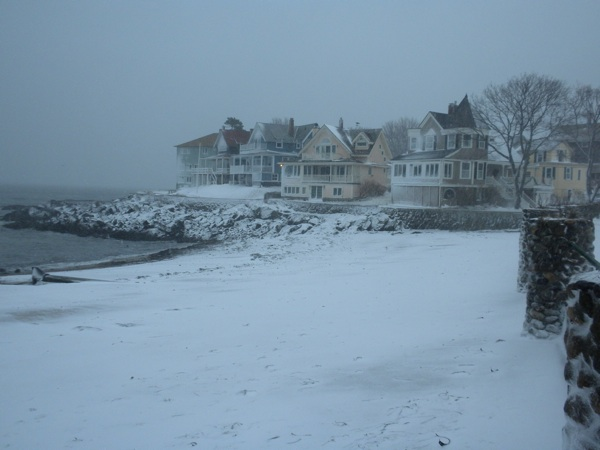 Juniper Beach & the Blizzard of 2010