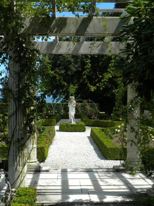 Neo-Classical Garden