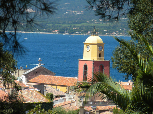 The Church of St Tropez 1