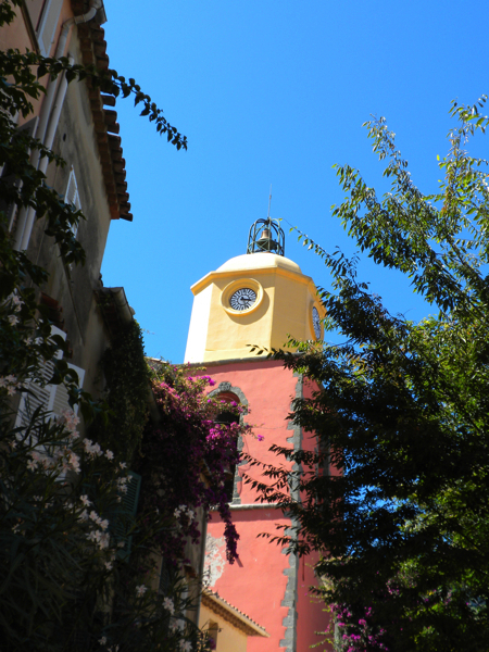 The Church of St Tropez 2