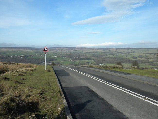 Road to the Moor