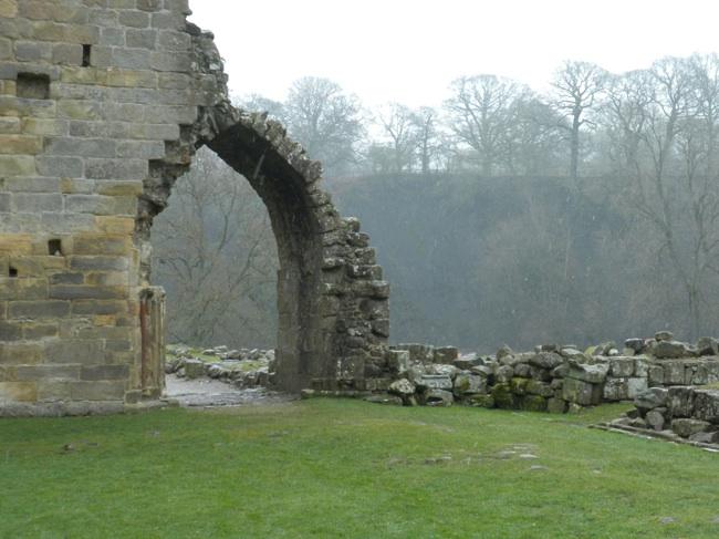 Arch in Ruin