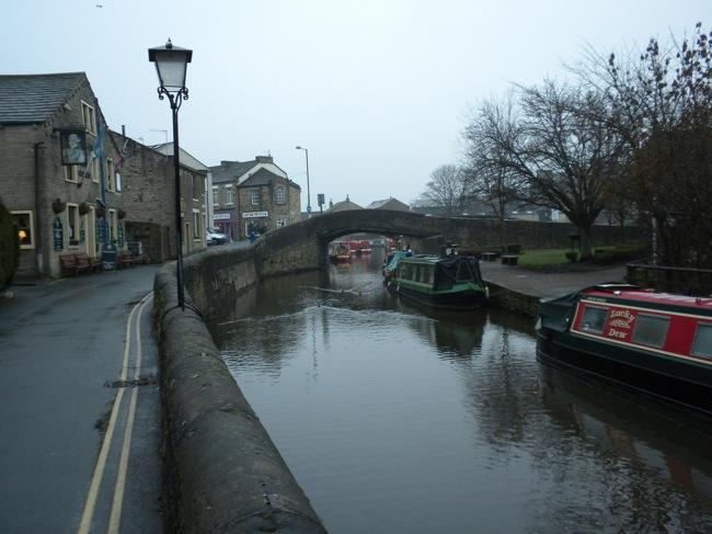 Skipton Canal