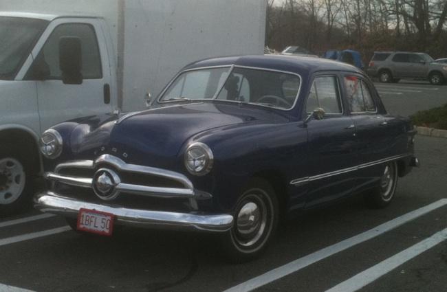 1940's Ford Custom Sedan