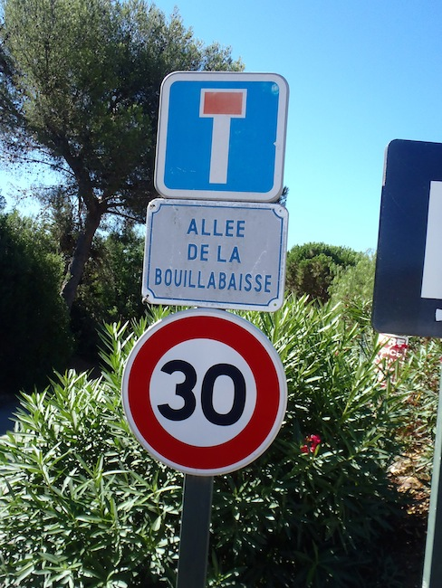 Bouillabaisse Lane