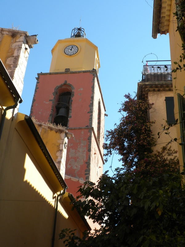 Church of St Tropez