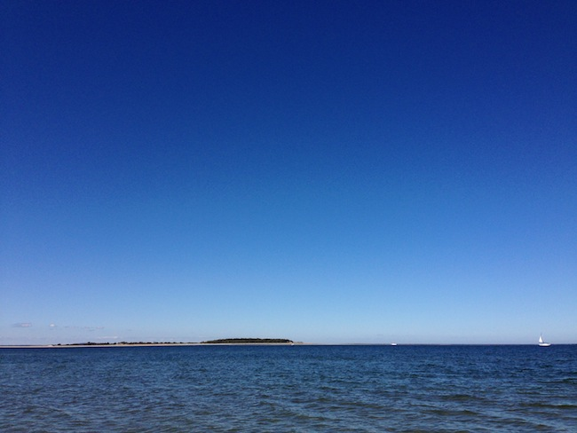Plum Island on the Horizon