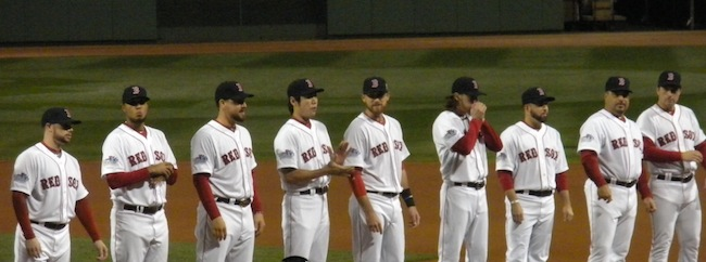 Featuring Koji, Middlebrooks, and Buck